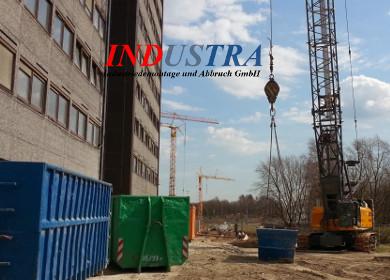 INDUSTRA Industriedemontage und Abbruch GmbH